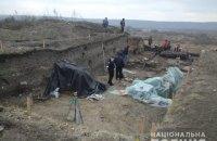 На Львовщине неизвестные повредили археологический памятник национального значения