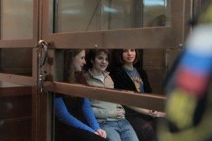 Pussy Riot залишили без премії Сахарова