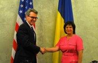 США выдали Украине кредитные гарантии на $1 млрд