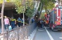У центрі Тбілісі пролунав вибух, є загиблий і постраждалі
