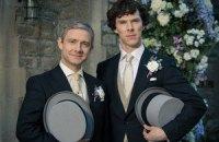 """""""Шерлок"""" випустить спеціальну серію наприкінці 2015-го"""