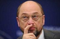 Шульц оголосив про відставку з поста голови Соціал-демократичної партії Німеччини