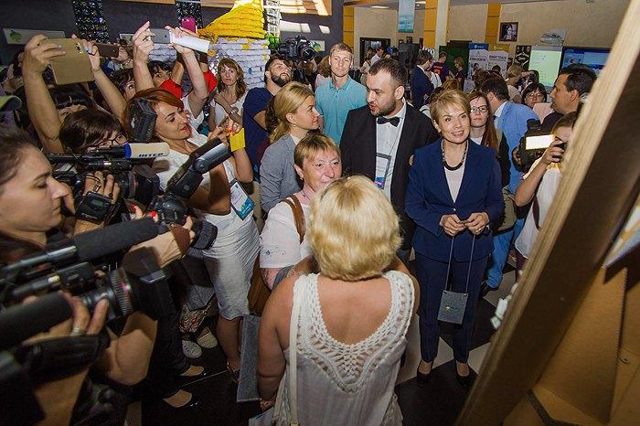 Лілія Гриневич на EdCamp