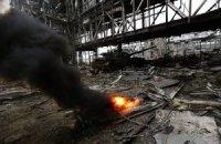 Боевики возобновили штурм аэропорта