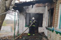 Двоє дітей загинули внаслідок пожежі на Кіровоградщині