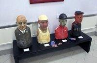 Выставка «жлоб-арта» в Киеве