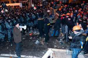 На Майдані остерігаються нічних штурмів