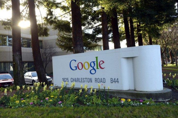 Штаб-квартира Google у Маунтін-В'ю, Каліфорнія, США