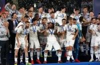 """Реал"" сбросил с трона ""Манчестер Юнайтед"" по доходности"