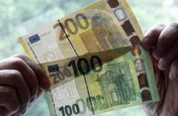 У країнах ЄС вводяться в обіг нові 100 і 200 євро