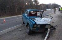 У Львівській області сталася ДТП за участю військових, є загиблий (оновлено)