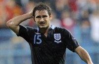 Лэмпард спас Англию, Подольски забил на 7-й секунде Эквадору