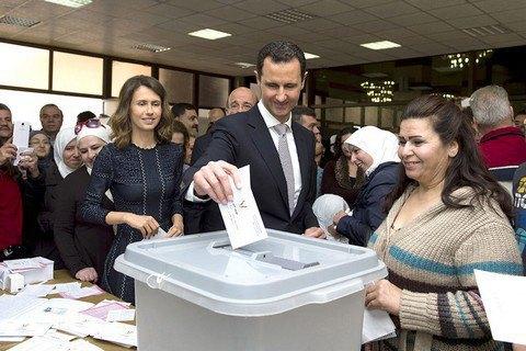 Прихильники Асада отримали 200 з 250 місць у парламенті Сирії