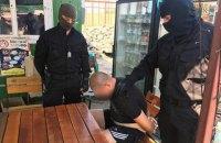 Владелец плантации конопли предложил майору полиции 300 тыс. грн взятки