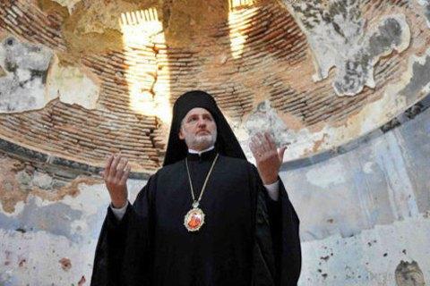 Член синоду Вселенського патріархату назвав Українську церкву матір'ю Московської