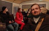 У Петербурзі біля консульства Білорусі затримали 14 протестувальників