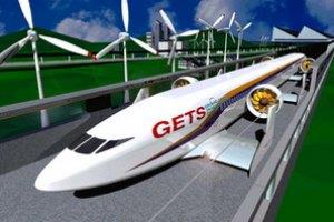 Ученые работают над созданием летающего поезда