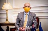 Новий посол Австралії прибув в Україну