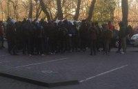 Участников ЛГБТ-фестиваля во Львове эвакуировали из отеля (обновлено)