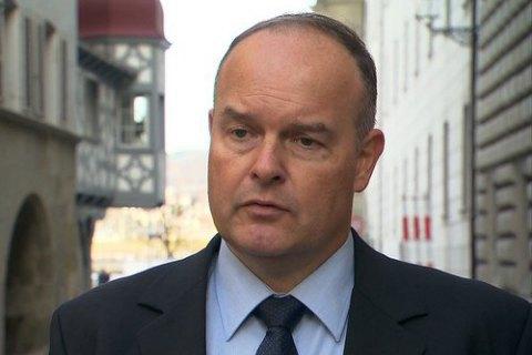 Врач кантона Люцерн объяснил, почему запретил матч сборных Швейцарии и Украины