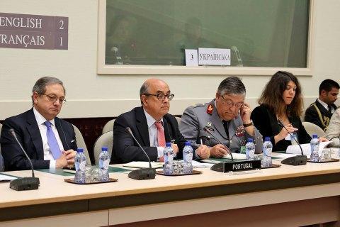 Португалія надасть допомоги Міноборони України на €200 тисяч