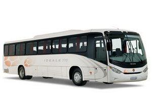 В России будут собирать бразильские автобусы