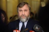 Новинський заявив у ПАРЄ про порушення Конвенції з прав людини в Україні