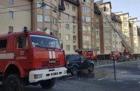 Під час пожежі у харківській багатоповерхівці загинув чоловік
