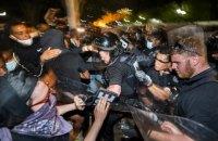 Під час протестів у США зафіксували понад 200 нападів на журналістів