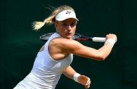 На турнірі WTA в Ухані не буде українського півфіналу