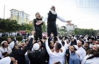 Єврейська громада України заперечила спалах COVID-19 серед паломників-хасидів