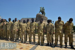 "Батальон ""Азов"" расширен до полка"
