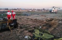 Идентификация тел погибших при крушении самолета МАУ еще не завершена, - МИД