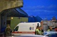 Поліція знешкодила чоловіка на мосту Метро в Києві, біля нього не знайшли вибухівки (оновлено)