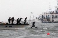 В Китае 12 моряков пропали после столкновения двух грузовых судов