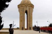 Милиция разогнали митинг оппозиции в Баку