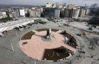 Поліція Стамбула затримала понад 200 учасників першотравневого мітингу