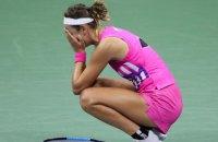 Експерша ракетка світу ледь не задихнулася під час матчу на Australian Open