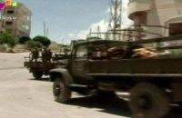 В Сирии войска проводят спецоперацию против мятежников