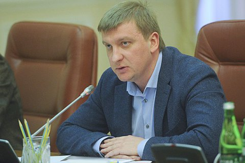 Петренко: Кабмин не вносил в бюджет правку об отсрочке ввода электронных деклараций
