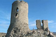 Бизнесмен вернет крепости заповеднику «Херсонес». В 2011 году