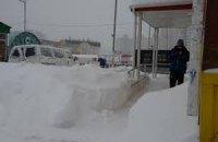 Жители Киева создали сайт по помощи в ликвидации последствий снегопадов