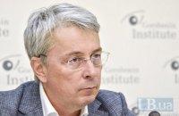"""Ткаченко: Медведчук не може володіти 25% акцій каналу """"1+1"""""""