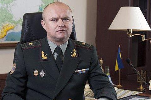 Заступник голови СБУ Демчина подав у відставку