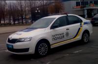 В Львовской области произошла полицейская погоня со стрельбой