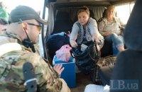 В Луганской области откроют первый автомобильный КПП на оккупированную территорию