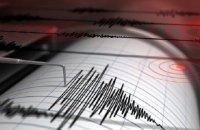 Біля берегів КНДР стався землетрус магнітудою 5,9