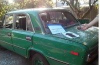 Поселок Новолуганское попал под обстрел боевиков