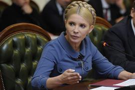 Тимошенко пристыдила Януковича