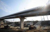 В Днепропетровске строят новый мост